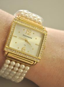 O meu preferido... #encantada com esse modelo de pulseira em pérolas