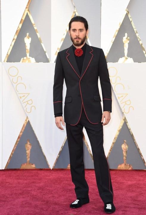 Jared Leto em Gucci
